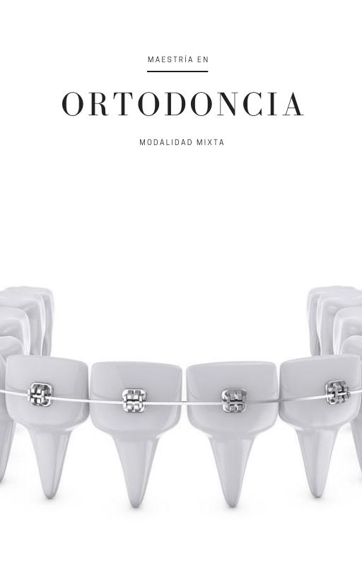 Maestría en Ortodoncia